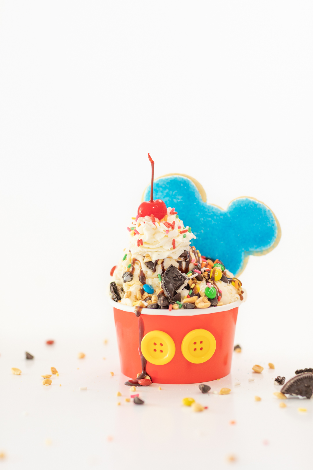Best Mickey Mouse Sundae You Can Make at Home