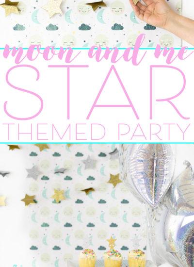 Star Themed Party Ideas
