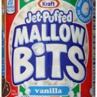 Jet Puffed Vanilla Marshmallow Bits (3 oz Container)
