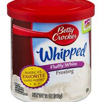 Betty Crocker Fluffy White Whipped Frosting