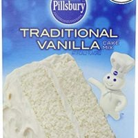 Pillsbury Cake and Cupcake Baking Mix, Vanilla