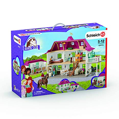 Schleich Stable & House