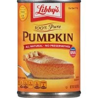 Libby's 100% Pure Pumpkin, 15 Ounce