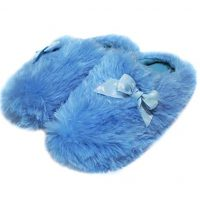 Blue Girls Slippers