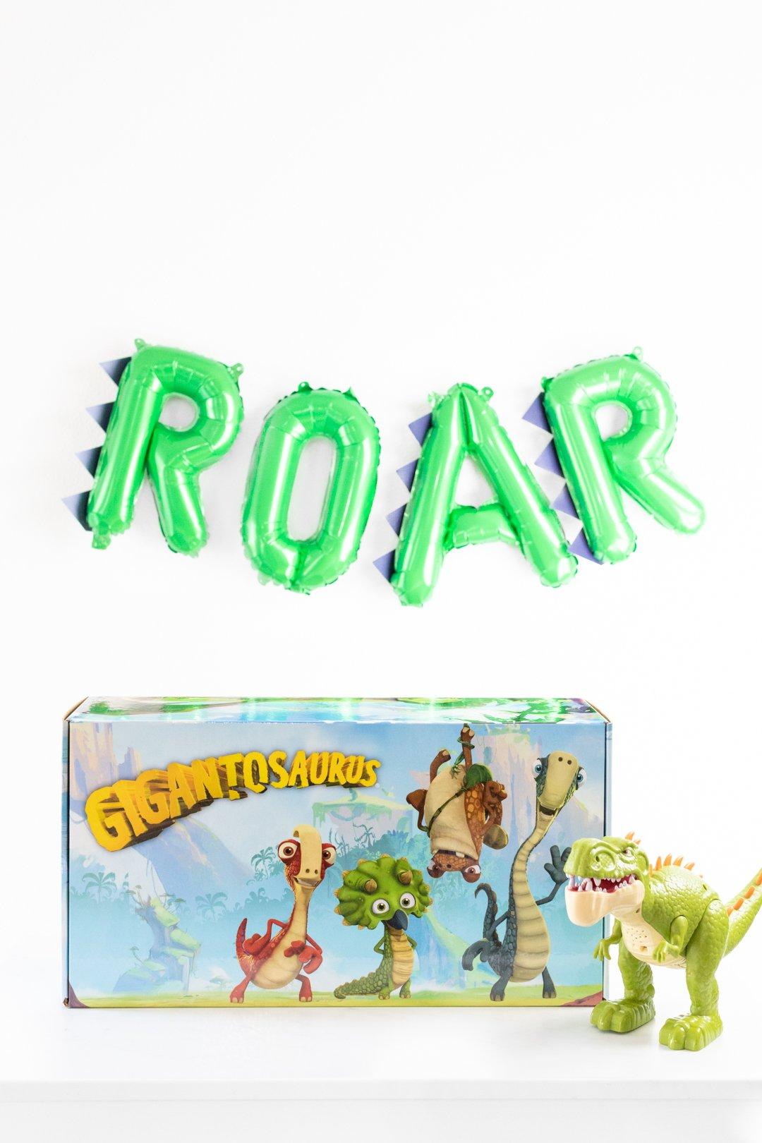Giganotosaurus Toys.
