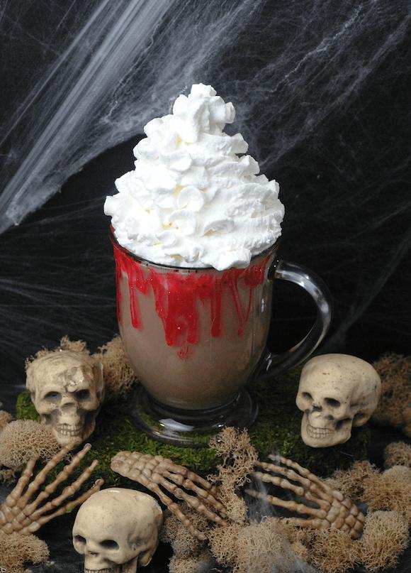 Bloody Hot Chocolate