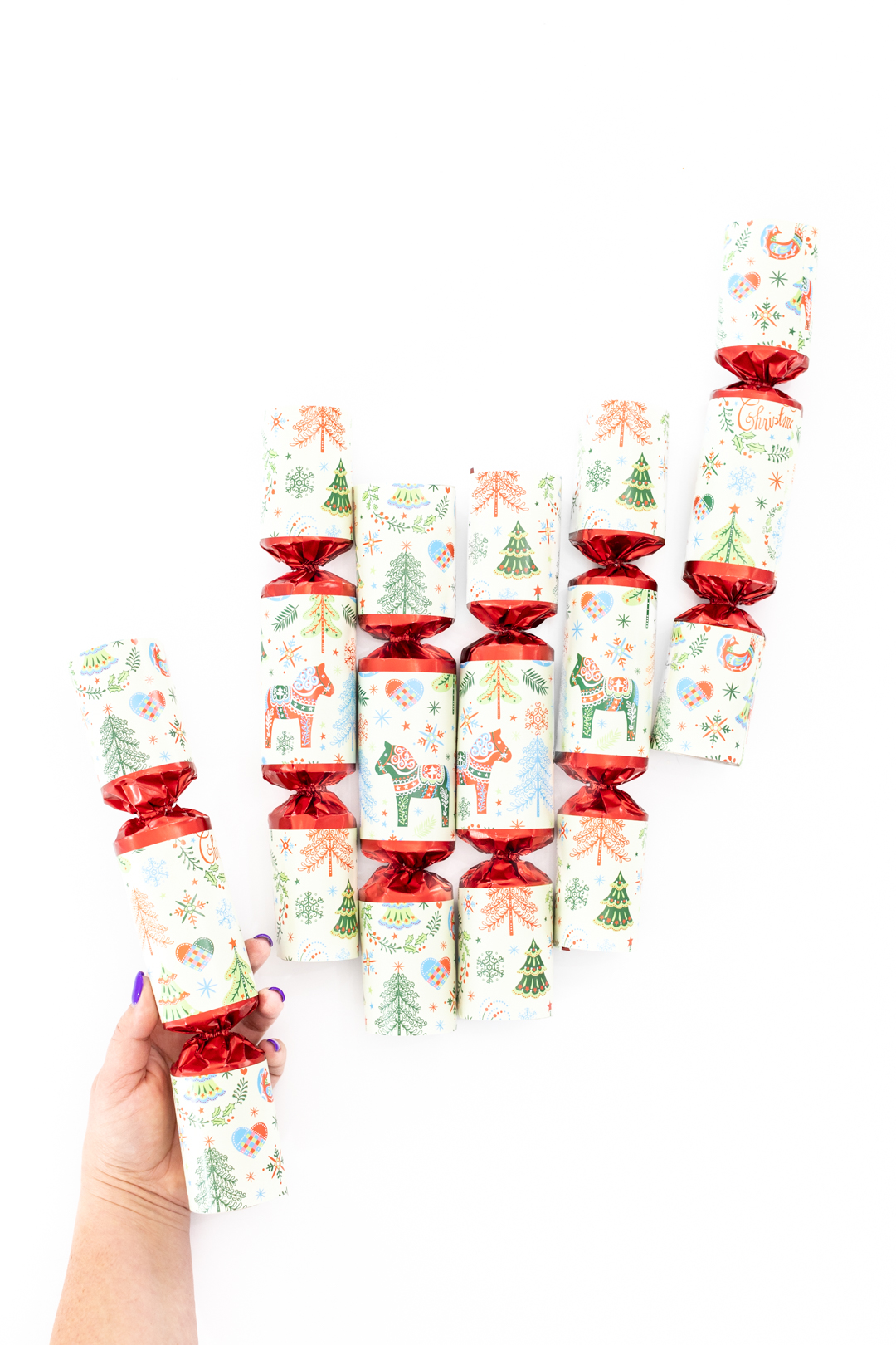 World Market Christmas Crackers
