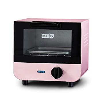 Pink Dash Mini Toaster Oven