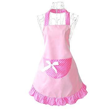 Cute Pink Apron