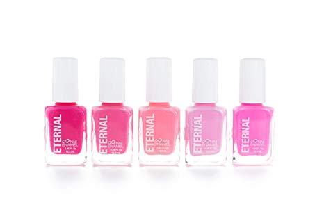 So Pink Nail Polish Set