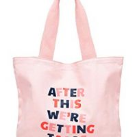 Ban.do Women's Big Canvas Tote