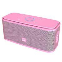 Pink DOSS SoundBox Bluetooth Speaker