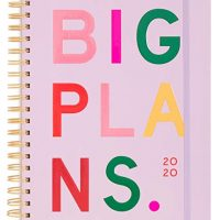 Big Plans Academic Hardcover Planner