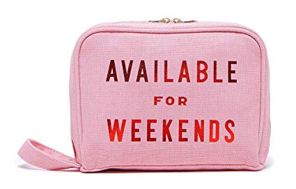 ban.do Available for Weekends Travel Pouch