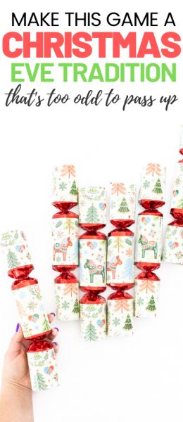 Christmas Crackers Game