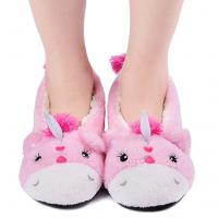 Pink Unicorn Slippers