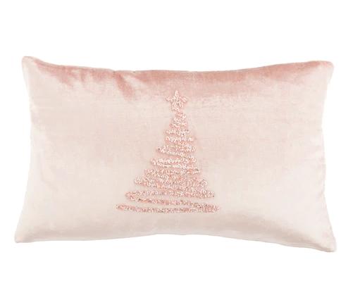 Enchanted Christmas Throw Pillow