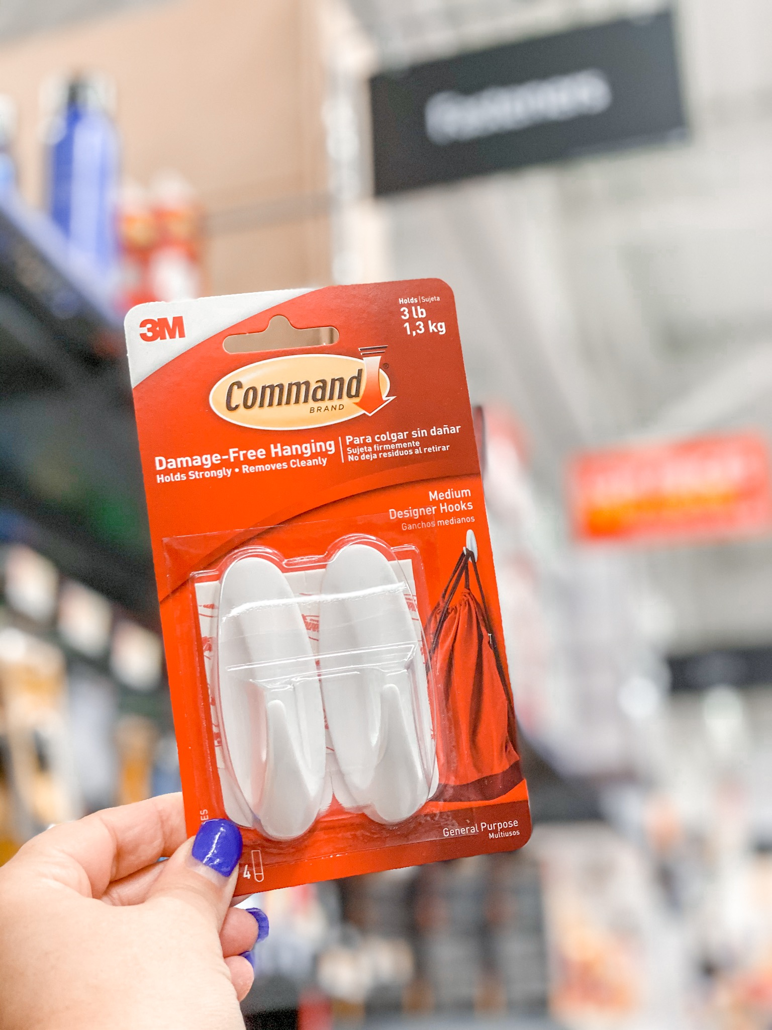 command products at walmart