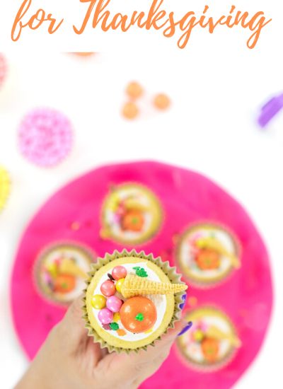 Best Thanksgiving Cupcake