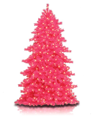 Some Like it Hot Pink Tree