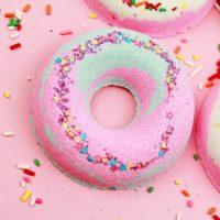 Unicorn Donut Bath Bomb