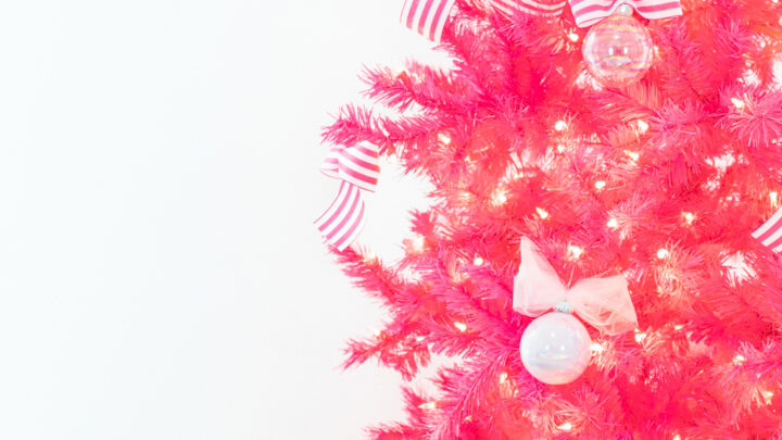 100 Magical Things for The Best Pink Christmas