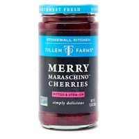 Tillen Farms Merry Maraschino Cherries, 13.5 oz