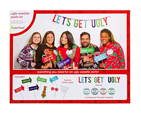 Ugly Sweater Party Kit