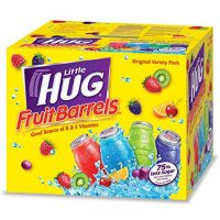 Little Hugs Assorted Fruit Drinks