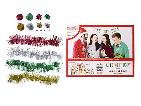 Ugly Sweater Decorating Kit