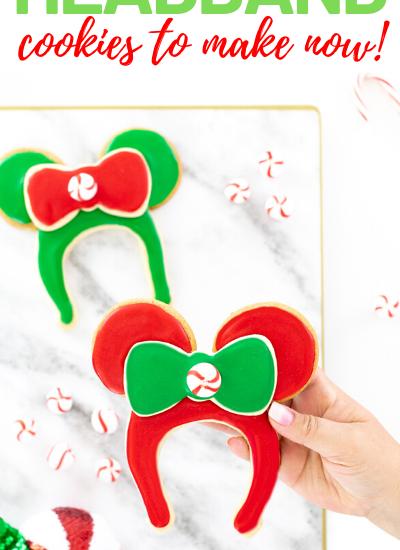 Disney Sugar Cookies