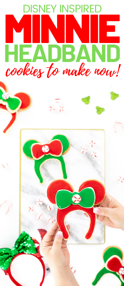 Easy Disney Christmas Sugar Cookies