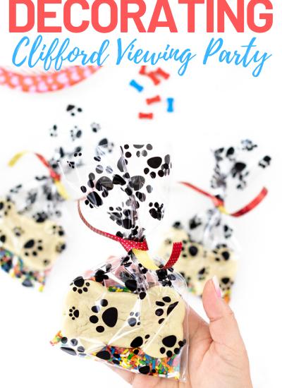 dog party favor ideas