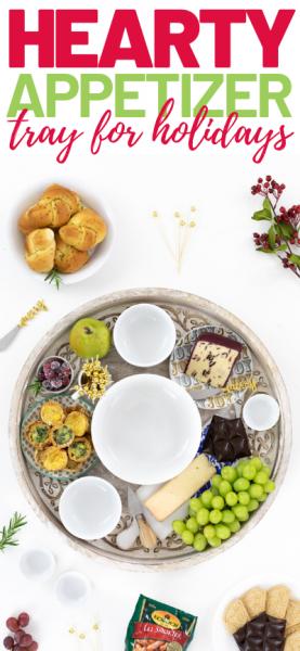 appetizer tray