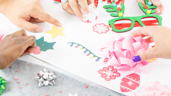 DIY Ugly Sweater Party