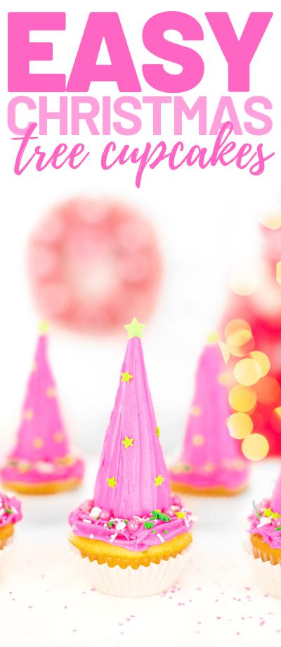 pink christmas dessert