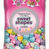 Shimmer Pastel Hearts