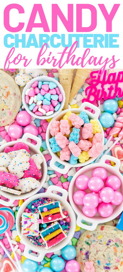 Candy for birthdays