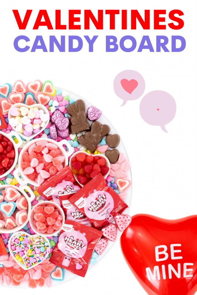 valentine's day board
