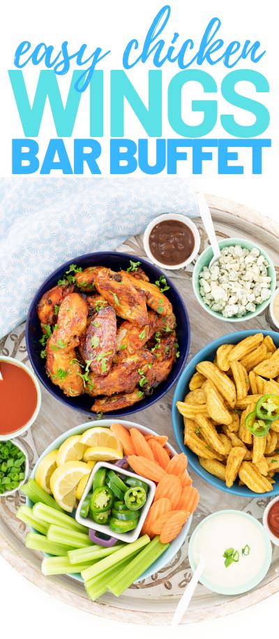 chicken wing buffet