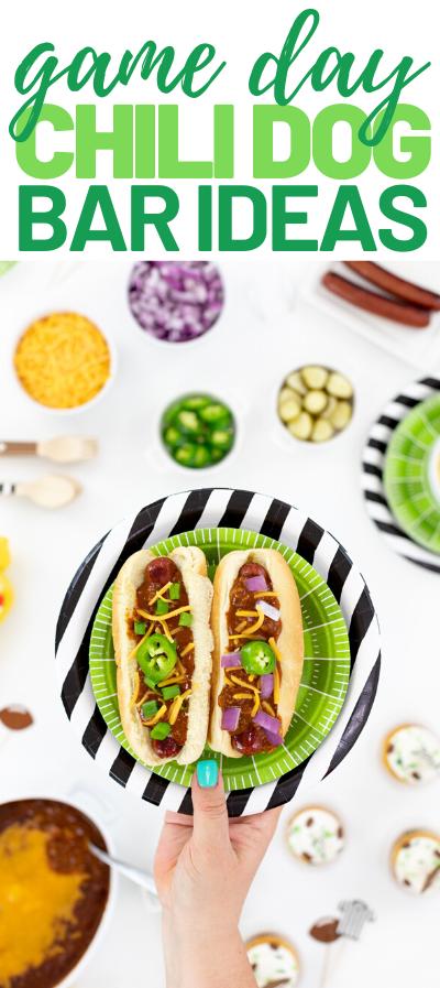 chili dog toppings