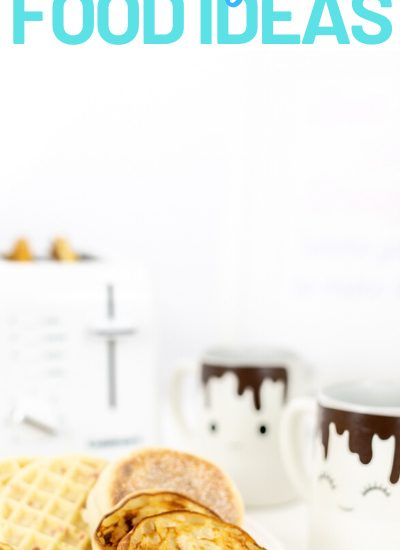 english muffin bar
