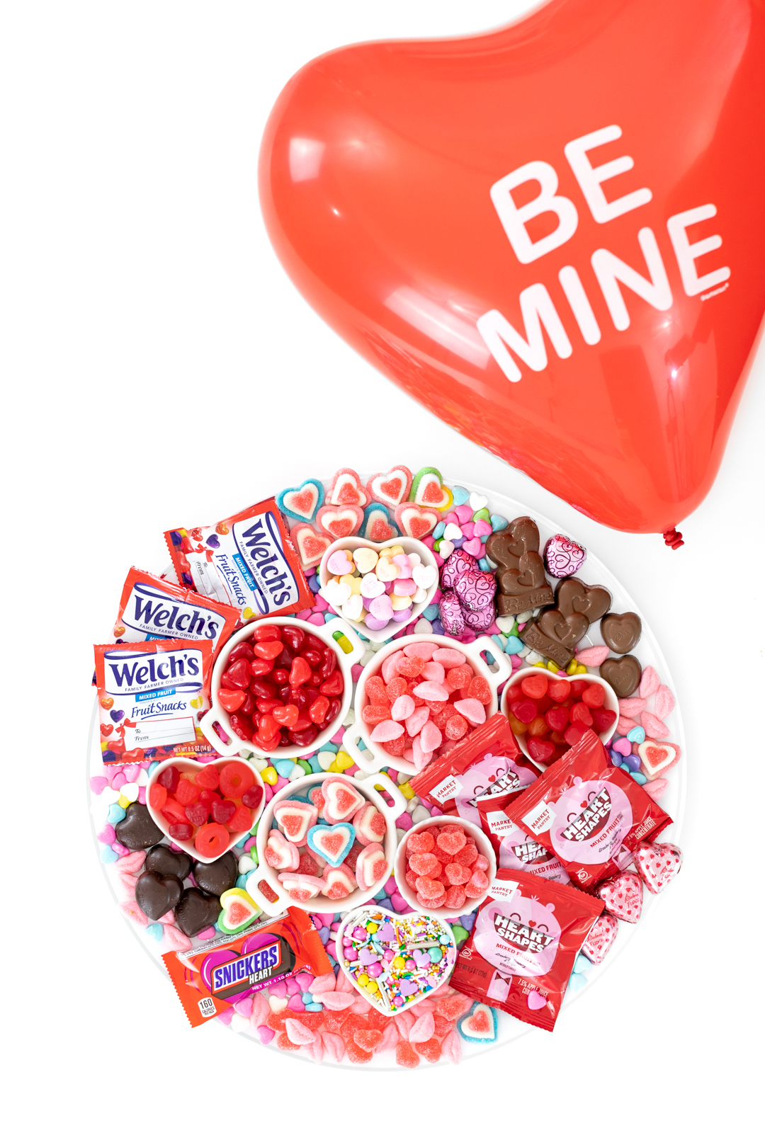 valentine's day candy buffet for parties