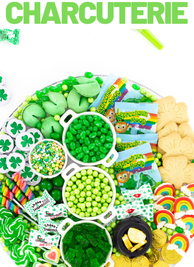 st patricks candy