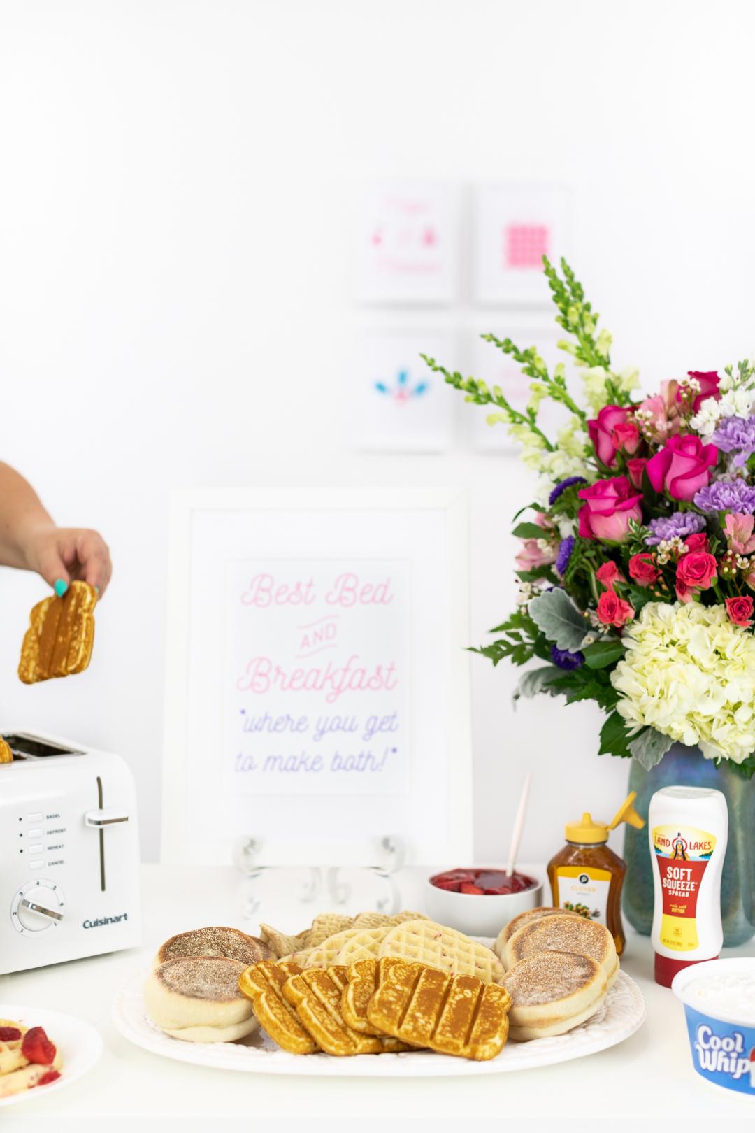 Toaster breakfast ideas