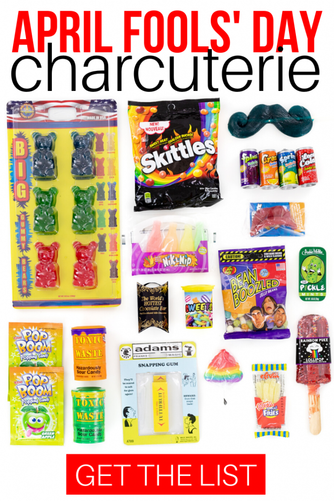 best list of funny candy