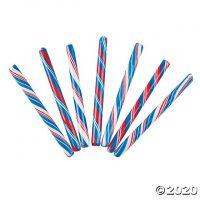 Patriotic Candy Sticks