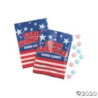 Patriotic Flag Hard Candy
