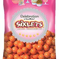 Orange Candy Sixlets