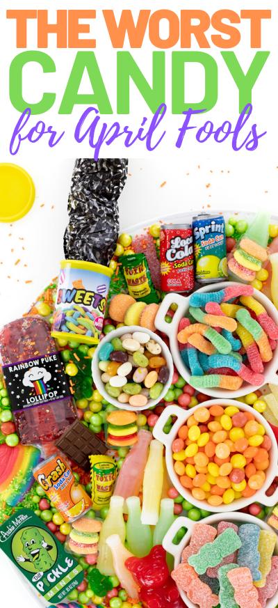 best prank candies